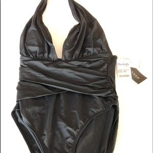 Other - Black one piece swimsuit NWT